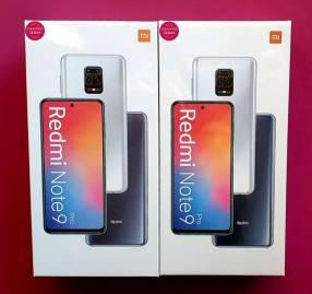 Redmi Note 9 Pro 128 gb nuevos sellados