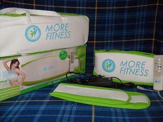 Masajeador More fitnes