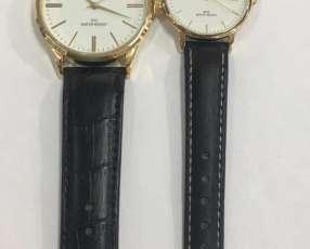 Relojes para damas y caballeros