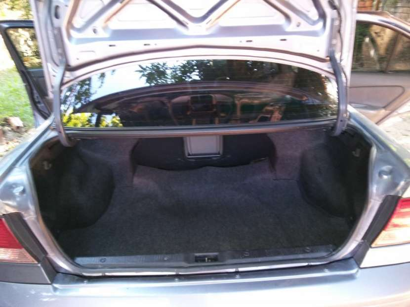 Nissan Sunny 2003 motor 1500 naftero automático - 8