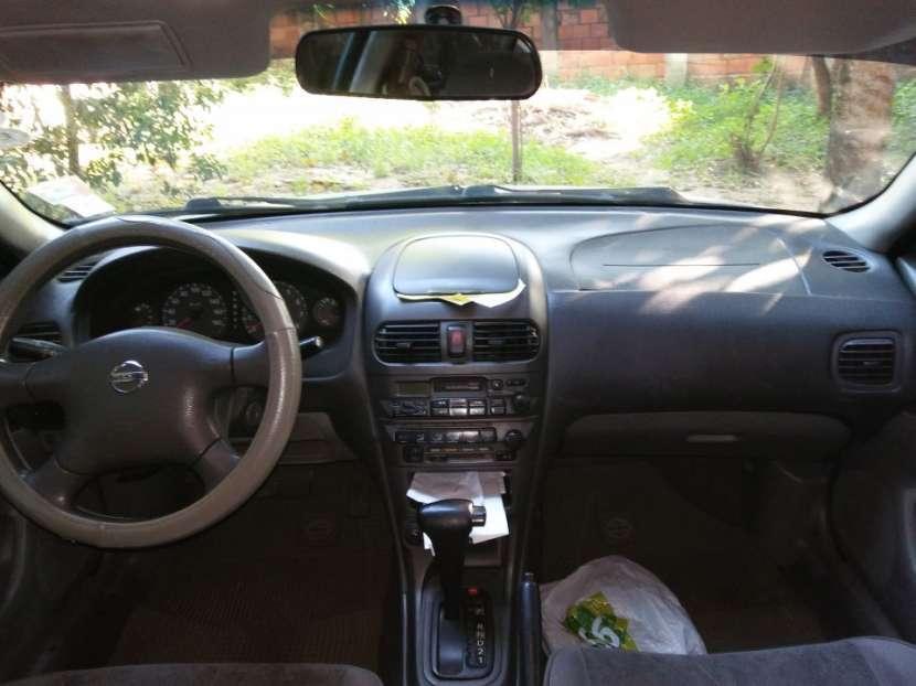 Nissan Sunny 2003 motor 1500 naftero automático - 3