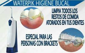 Waterpik higiene bucal