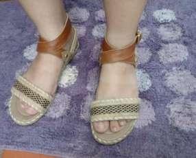 Sandalia calce 38/39