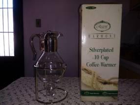 Cafetera Harmony con calentador