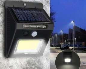 Aplique Led Solar para Pared