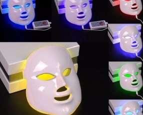 Mascara Led con 7 colores