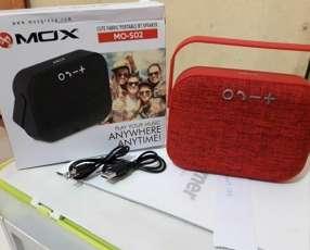 Parlante Bluetooth Mox