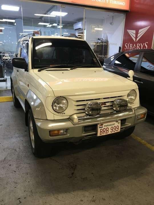 Mitsubishi Pajero 1997