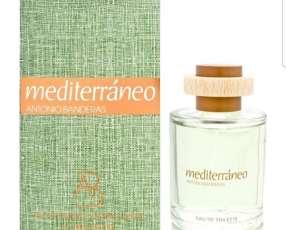 Perfume Mediterráneo de Antonio Banderas original