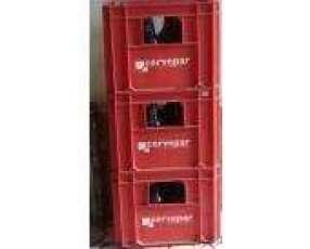 Cajas de Cervezas con Botellas de 1 Litro