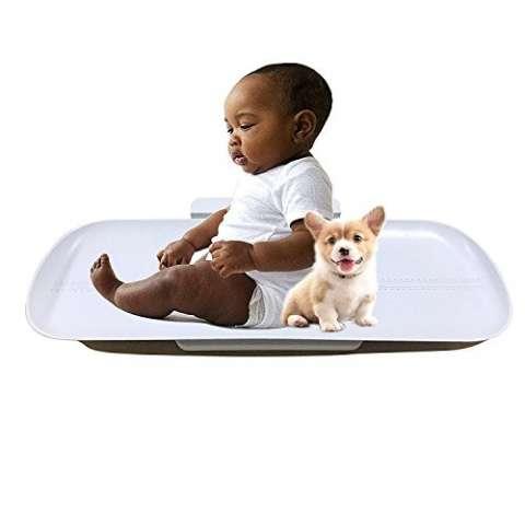 Balanza para bebé y mascota
