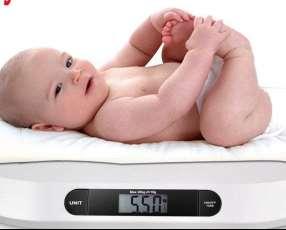 Bascula para bebé