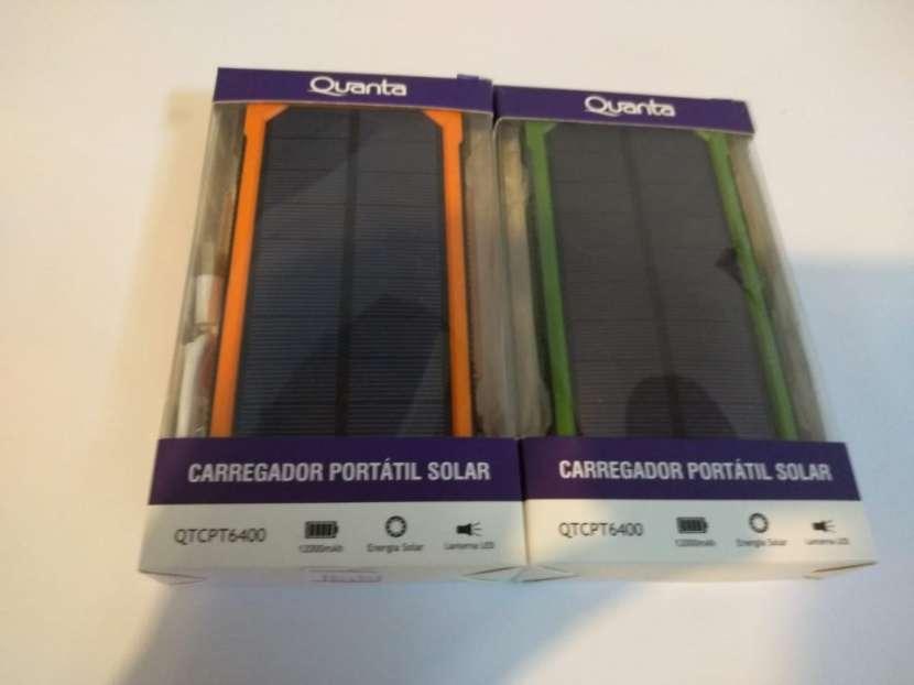 Cargadores Solares - 0
