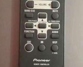 Control remoto pioneer.