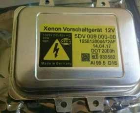 Reactor balastro para luz de xenón