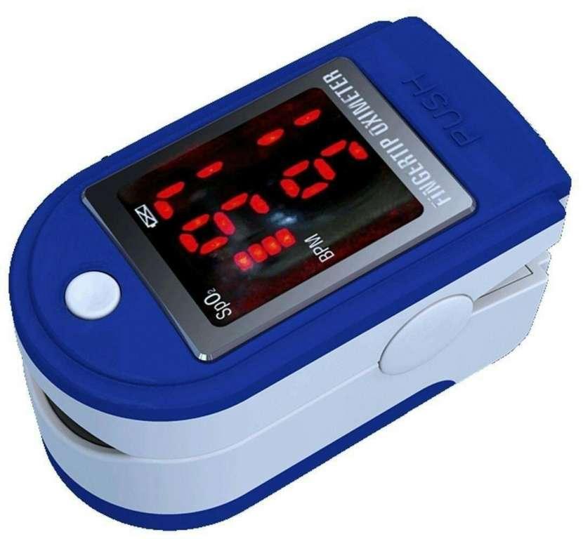 Oxímetro de pulso - 0