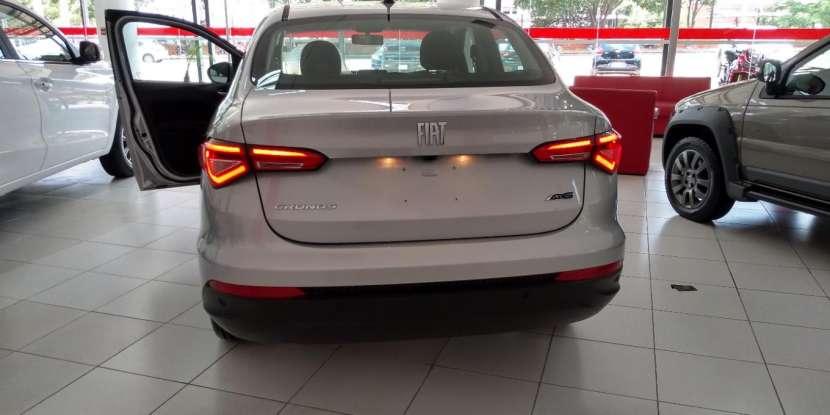 Fiat Cronos 1.8 Flex 2019 0km Automático