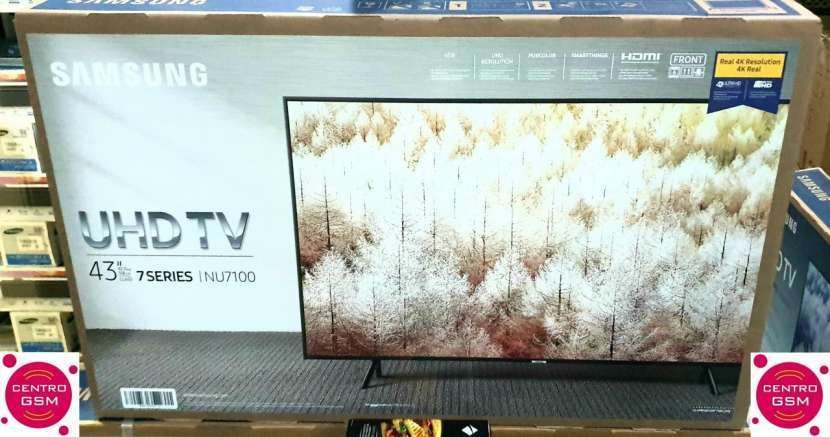 Smart Tv Samsung 43 pulgadas 4K nuevas - 0