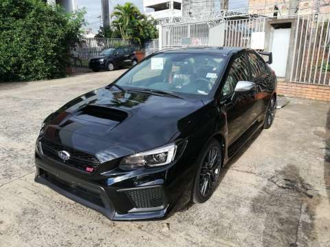 Subaru STI 2019 0km