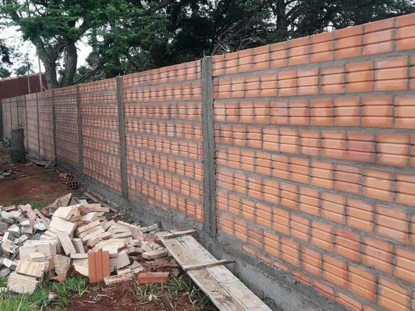 Construcción de Muralla