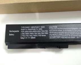 Batería para Notebook Toshiba