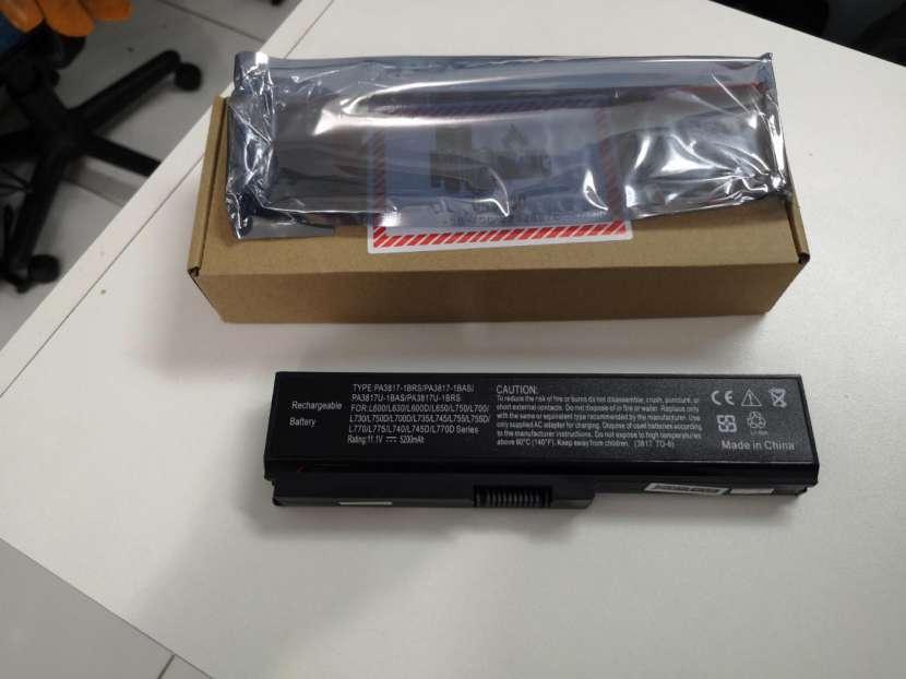 Batería para Notebook Toshiba - 1
