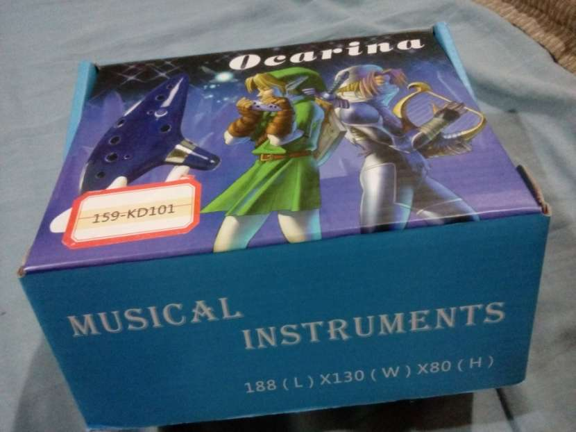 Ocarina (Zelda Ocarina Of Time) - 3