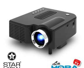 Mini proyector star view