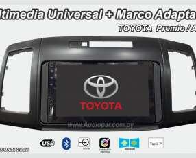 Radio de Toyota Premio 2006