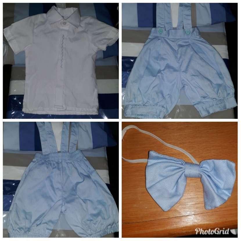 Conjunto elegante para niño/bebé