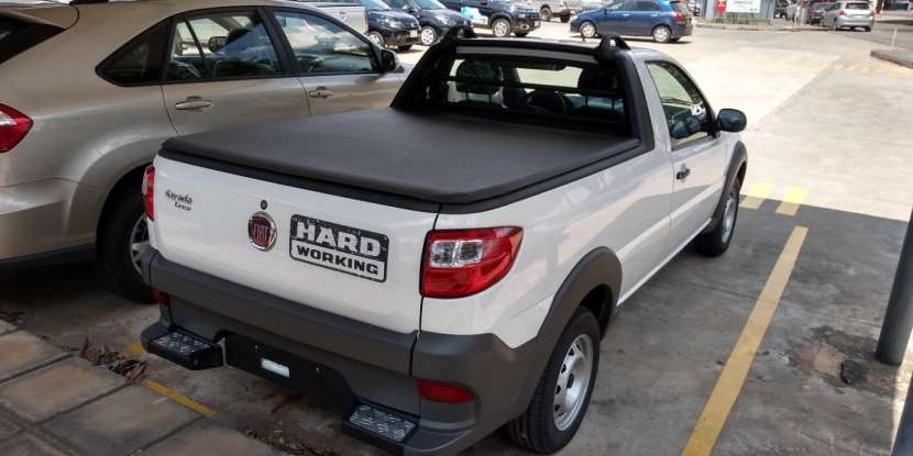 Fiat Strada Hard Working 1.4 Flex 0km M2018