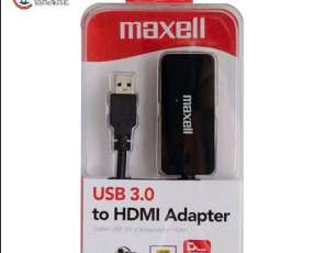 USB a HDMI 3.0