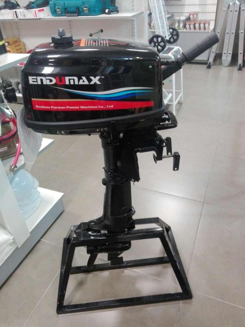 Motor Fuera de borda de 5HP marca Gardex - 0