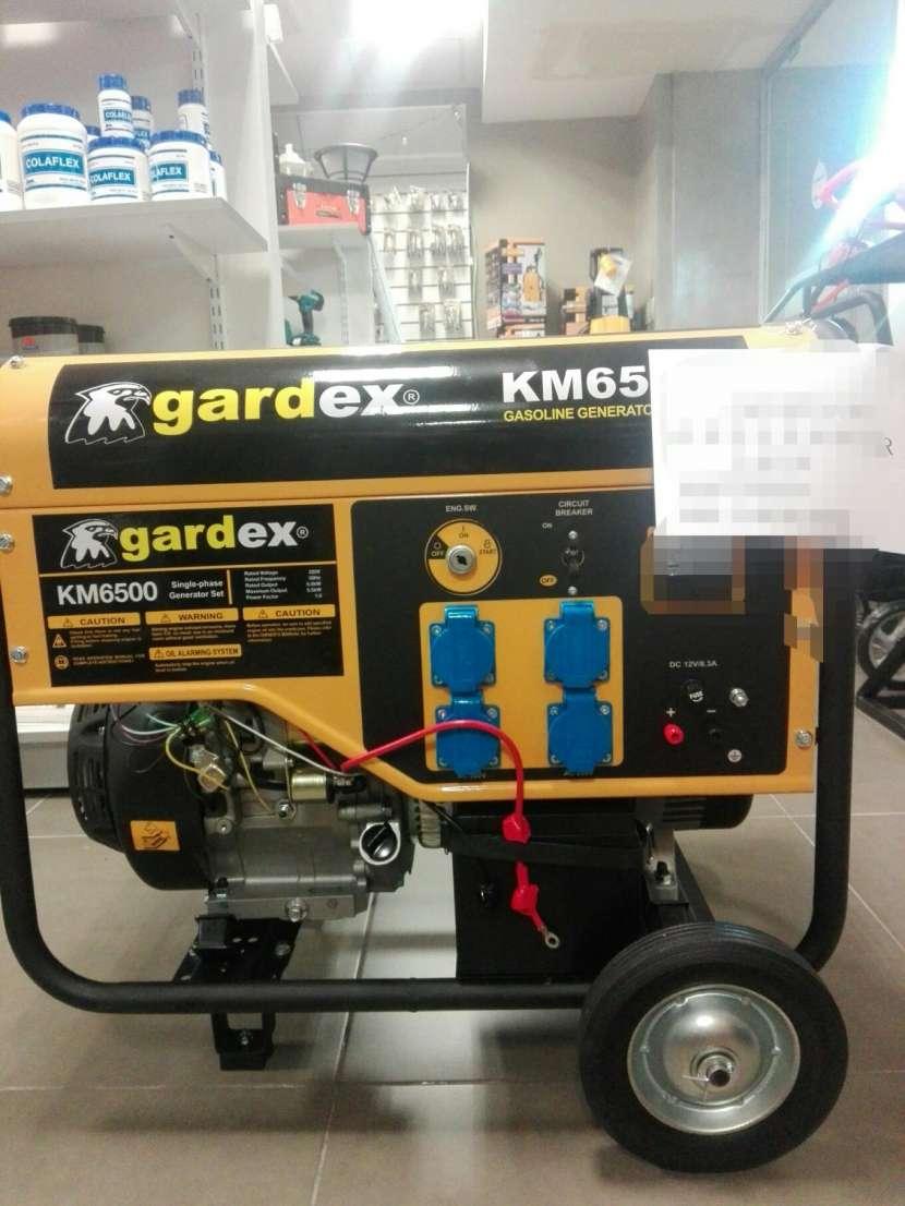 Generador 5kva marca gardex - 0
