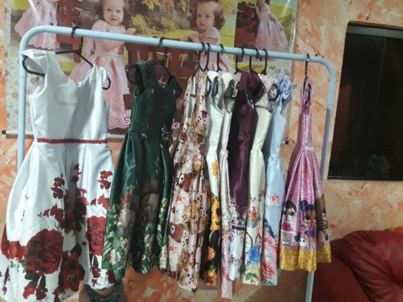 Vestidos infantil de fiesta - 0