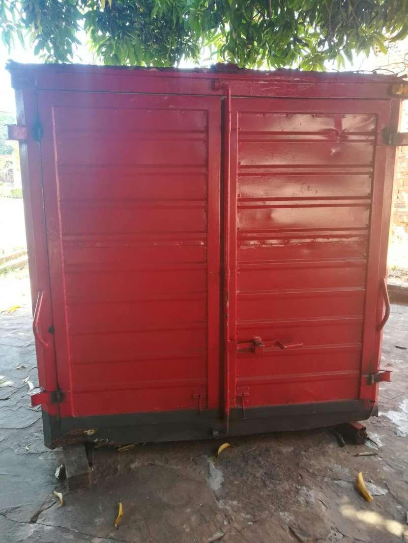 Container para ventas de comida - 1