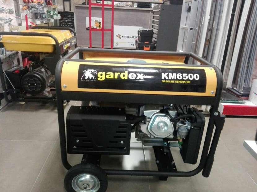 Generador 5kva marca gardex - 1