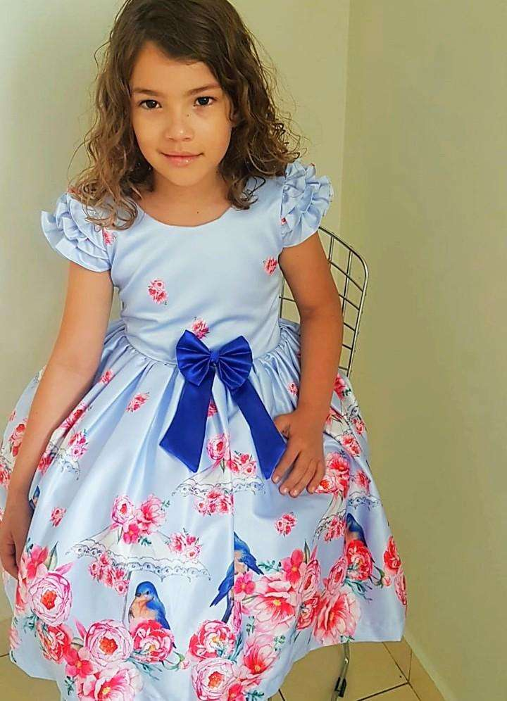 Vestidos infantil de fiesta - 1