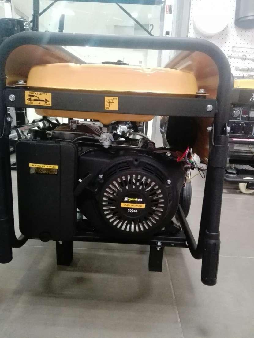 Generador 5kva marca gardex - 2