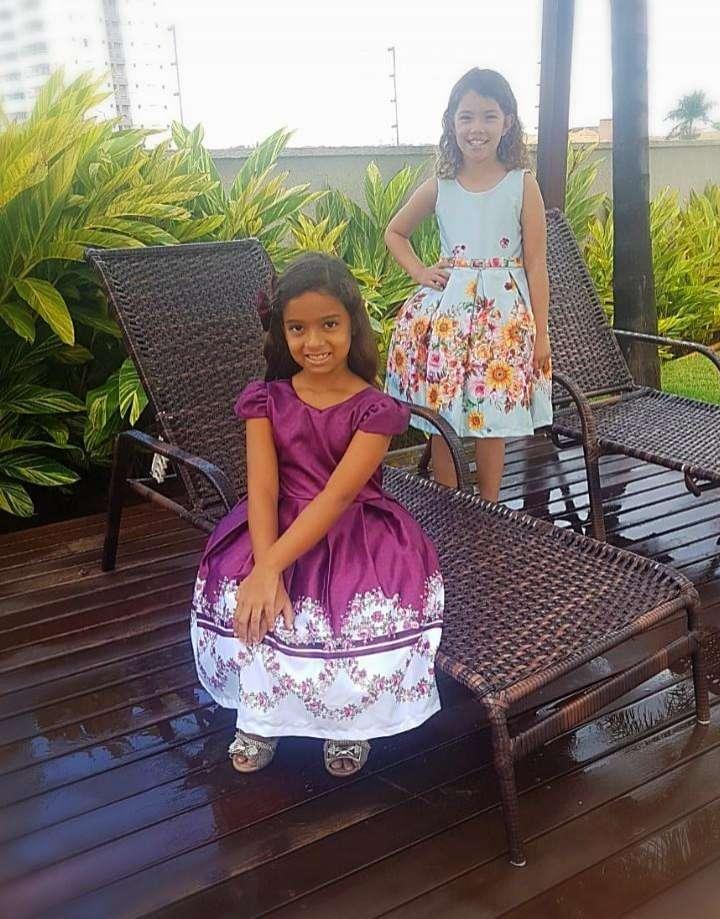 Vestidos infantil de fiesta - 4