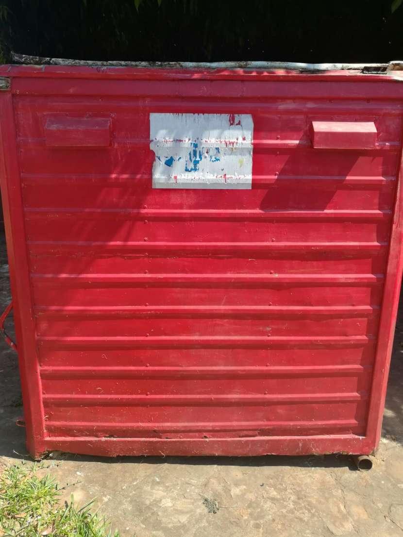Container para ventas de comida - 5