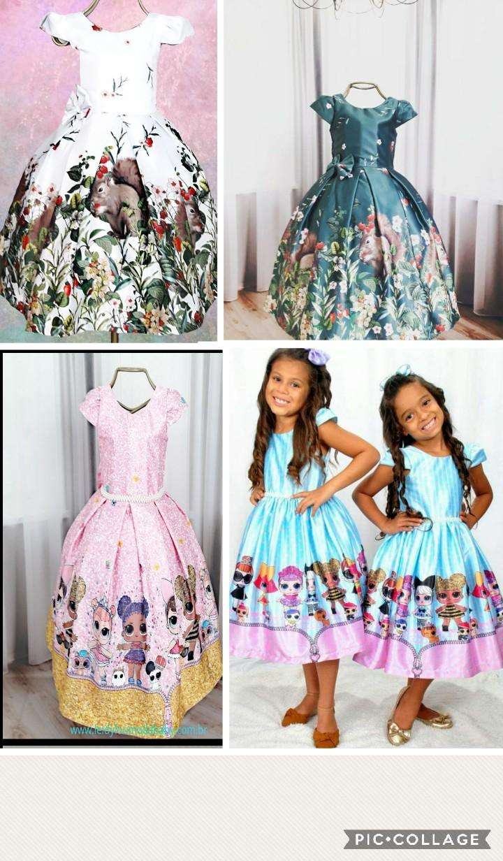 Vestidos infantil de fiesta - 7