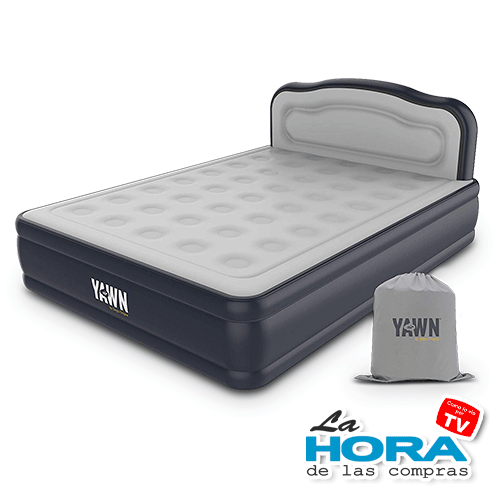 Cama inflable yawn air bed