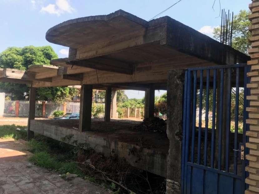 Terreno sobre asfaltado en Fernando de la Mora zona Sur - 1