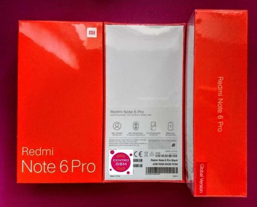 Xiaomi Note 6 Pro 64 gb nuevos en caja - 0
