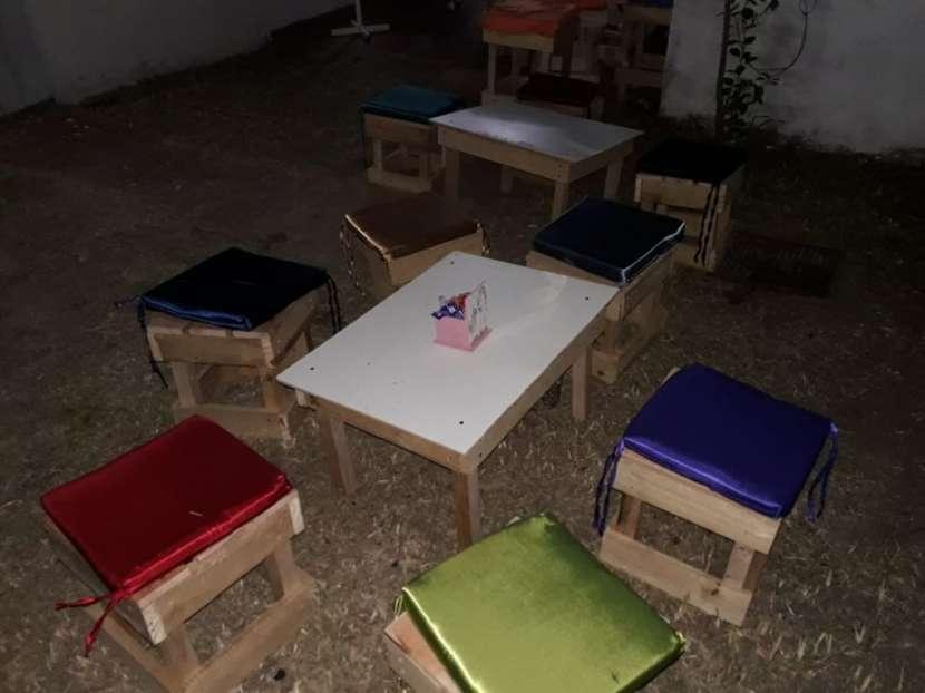Muebles de palets - 1