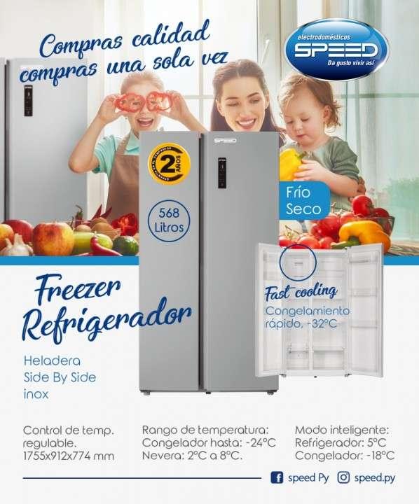 Freezer congelador 568 lts Speed - 0