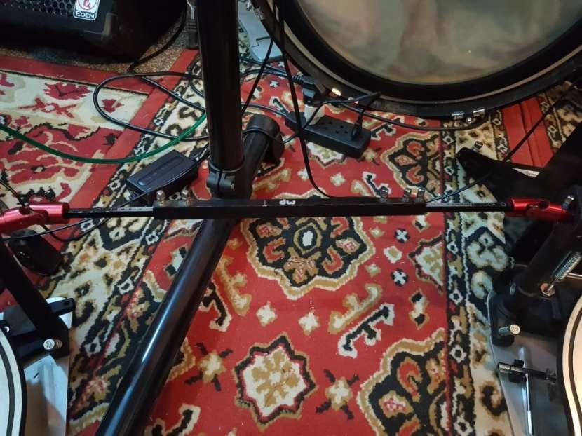 Doble pedal de Bombo DW 9000 - 1