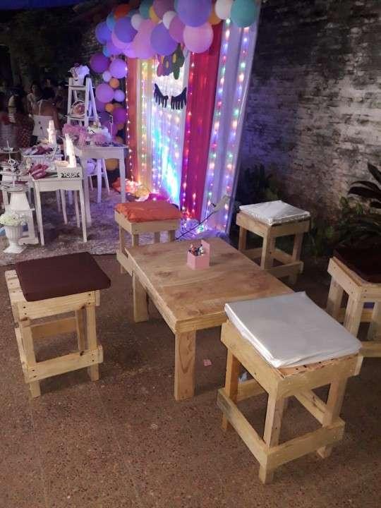 Muebles de palets - 3