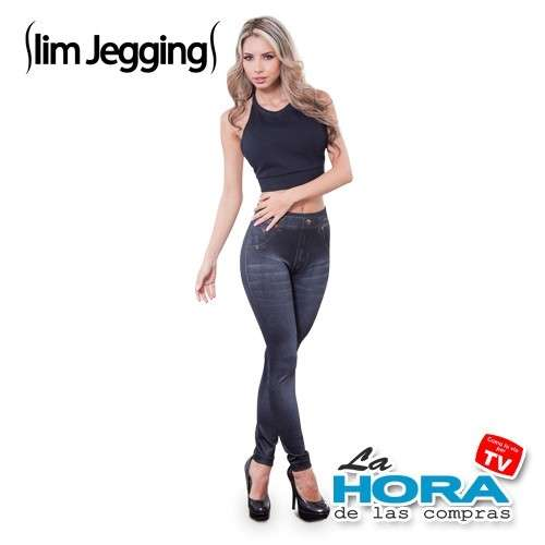 Slim jeggings y genie bra - 2